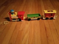 Vintage Fisher Price Train. West Springfield, 22152