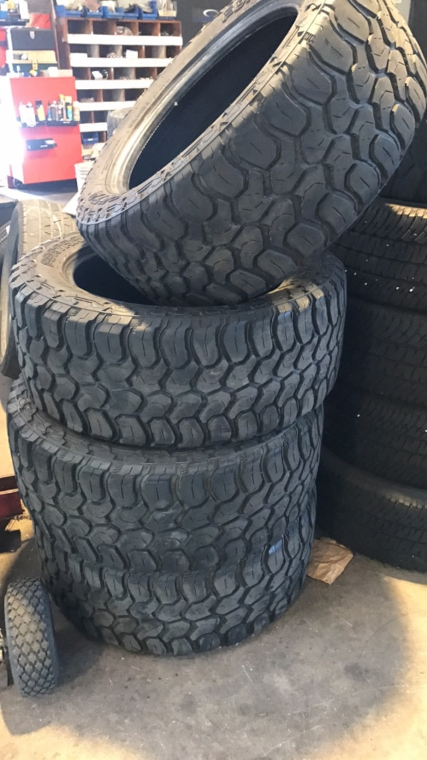 Used Mud Tires For Sale >> 33 1250 20 Used Mud Tires