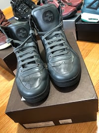Gucci grey shoes size 9.5 New York, 11206