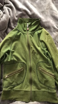 Lulu lemon zip up sweater  Sherwood Park, T8H 0B6