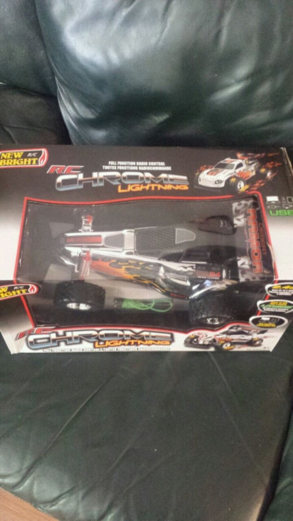 Brand new in box rc car