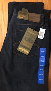 New with tags Urban Star Men's jeans blue 36x30 Silver Spring, 20902