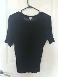Mesh (net) black shirt Port Coquitlam, V3B 1H4