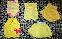 toddler's assorted clothes Englewood, 07631