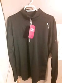 Brand new Sugoi Mens semi fit firewall 180 zip  Surrey, V3T