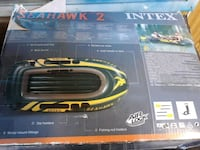 INTEX SEAHAWK2 3인용보트 11120 km