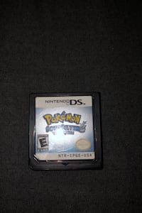 Pokémon Soul Silver Cart Only Authentic