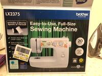 Sewing Machine Springfield, 22150