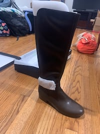 Size 9 Brown Boots Brand New- Tahari