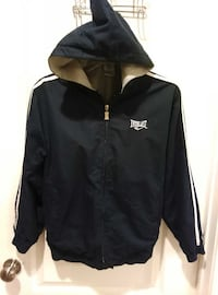 Everlast Navy Blue Jacket Size Large (14-16) Accokeek, 20607