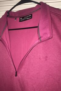 North Face Men's XXL maroon pullover Chevy Chase, 20815