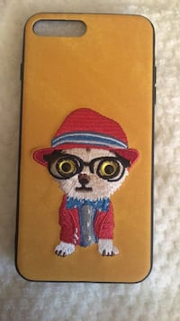 Embroidered iPhone 6 Plus case- new case East Hartford, 06118