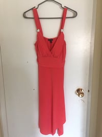 women's red sleeveless dress Edmonton, T5Y 2G9