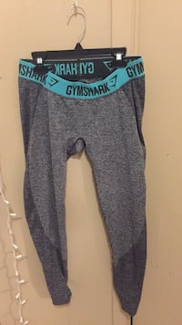 gray and blue Pink by VS sweater Austin, 78758