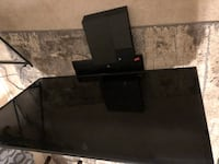 Black sony ps4 console with controller Houston, 77014
