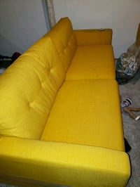 2 commercial retro couches 3ft Wide x 7ft long