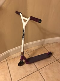 Custom Purple and White Scooter (Envy, Grit, and Odi) Danville, 94526