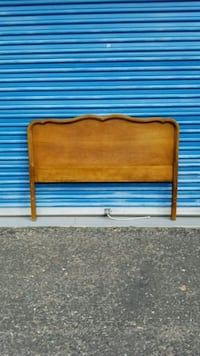 Full size French provincial headboard. Solid wood. Phoenix, 85027