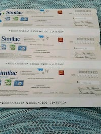 FREE Similac Coupons exp June 24/19 Toronto, M1E 3Z7