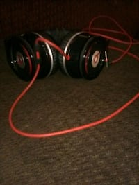 black and red Beats by Dr Los Angeles, 90059