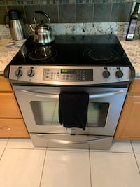 Frigidaire appliance set