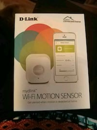 Dlink motion sensor Pickering, L1V 7J9