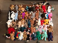 130 Beanie Babies Virginia Beach, 23455