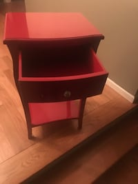 Red Night Stand Trumbull, 06611