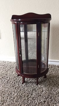 Small hanging Cabinet with 2 glass shelves Fort Worth, 76177