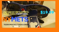 "Two NY Mets Sport Sun Glasess + Two ""C"" TennyMates. Maplewood, 55109"