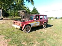 1989 Jeep Cherokee Silver Spring