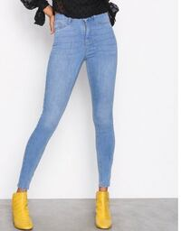 Nye Molly high waist jeans str S Mjølkeråen, 5136