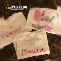 Youth Candy Circus Tees by PluggedN Baltimore, 21215
