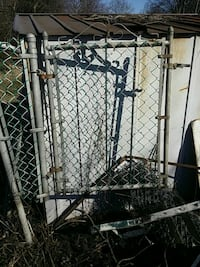 Chain link walk gate and hardware Beverly, 08010