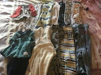Baby boy clothes 0 to 3  Winnipeg, R3T 3A2