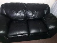 Leather couch 2 seats Baltimore, 21234