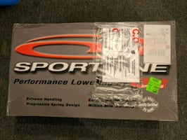 *New* Eibach Sportline Springs 7th gen Civic