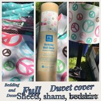 Bedding set: Teen PB. Very cute and in Good condition except for small ink stain Folsom, 95630