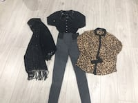 Size small clothing lot Vaughan, L4H 3L9