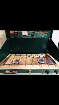 Coleman Two burner Propane stove