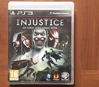 Jeu PS3 Injustice  Vitry-sur-Seine, 94400