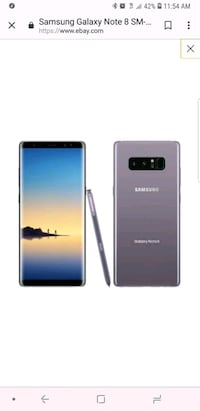 Samsung Note 8 Whittier, 90604