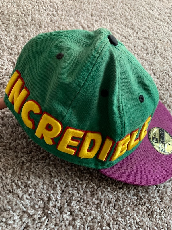12f4a5af5d431 Used Incredible Hulk hat for sale in Dallas - letgo