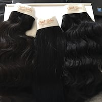 Raw Indian hair extensions  Milwaukee