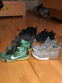 Grade boy size shoes (Contact for pricing) Dollard-Des Ormeaux, H9B