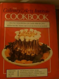 One of the largest cook books out there!