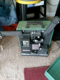 16mm projector Montgomery, 36111