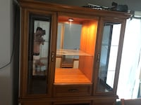 china cabinet and matching dining table Airdrie