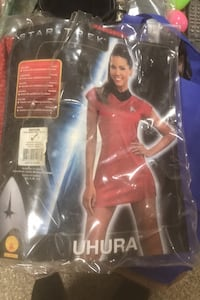 Star Trek Uhura costume Reston, 20190