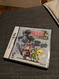 Legend Of Zelda Spirit Tracks Nintendo DS Guelph, N1L 1C3